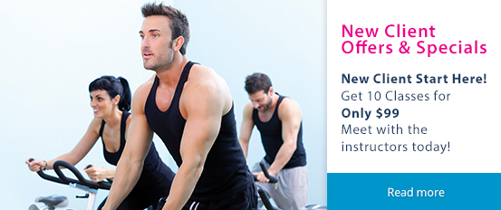 New Clients Offers 10 Classes for $99
